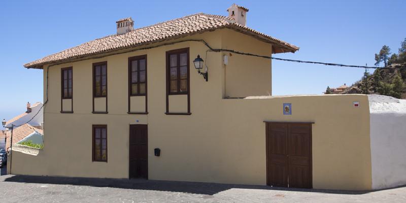 Vilaflor | Casa Inglesa