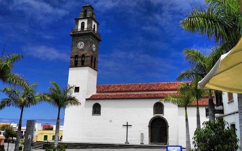 Buenavista del Norte   Iglesia de Nuestra Señora de Los Remedios