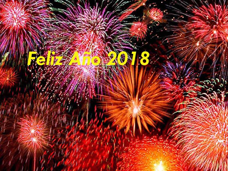 Feliz año 2018 | Tenerife
