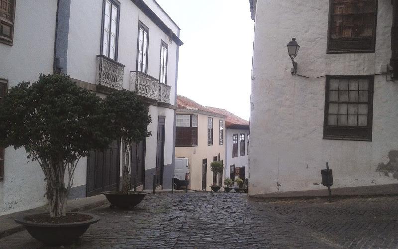 Icod de los Vinos | Calle del casco histórico