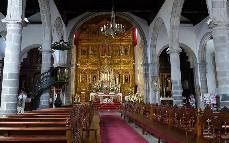 Icod de los Vinos | Iglesia de San Marcos | Retablo Mayor