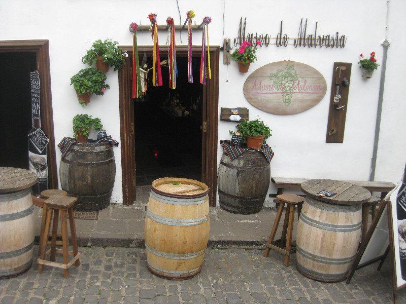 Icod de los Vinos | Museo de Malvasía