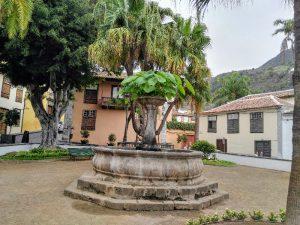 Icod de los Vinos | Plaza de la Pila | Tenerife