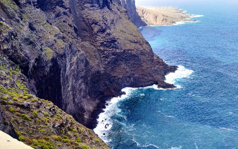 Punta de Teno   Acantilados