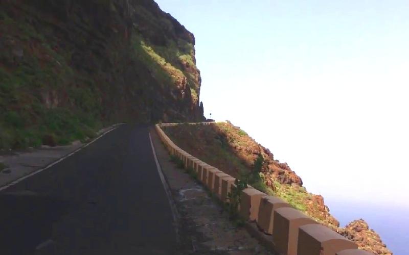 Punta de Teno   Carretera TF-445