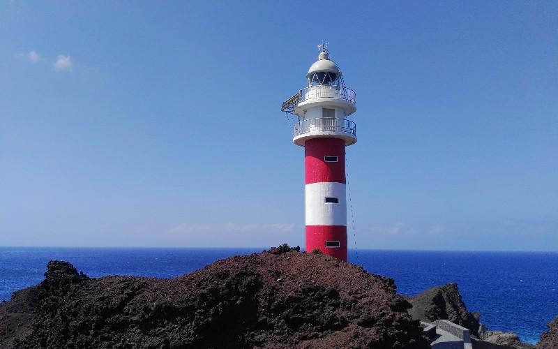Punta de Teno   Faro