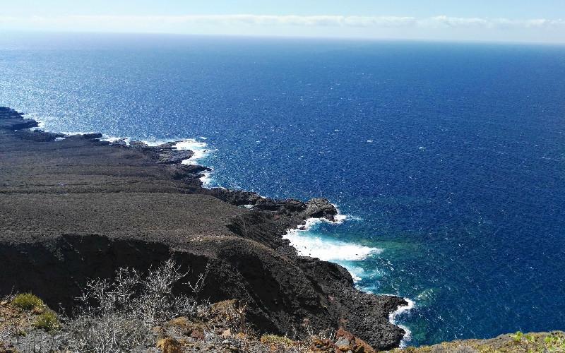 Punta de Teno   Vistas de la costa