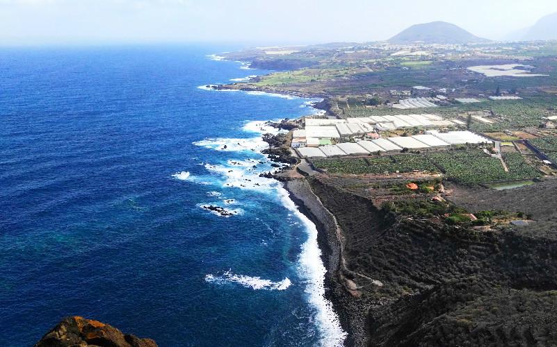 Punta de Teno   Vistas de la Isla Baja