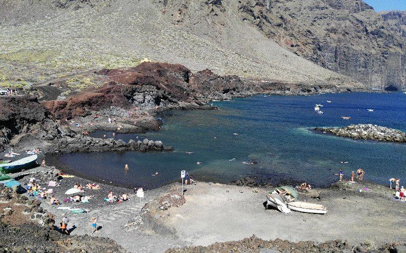 Playa de Punta de Teno