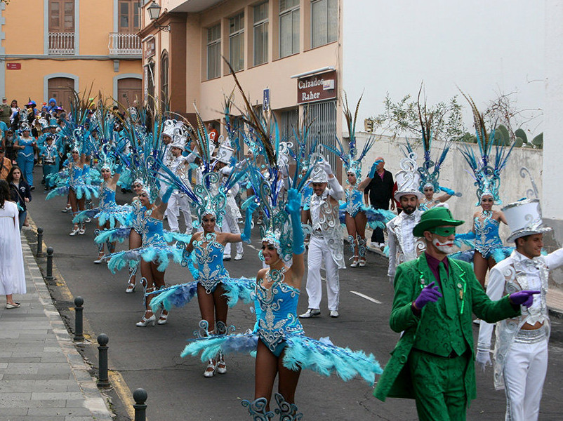 Carnaval de Granadilla de Abona | Comparsas