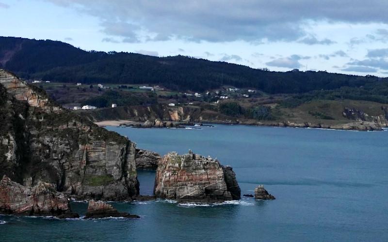 Punta Lodelas | Fuciño do Porco | Lugo