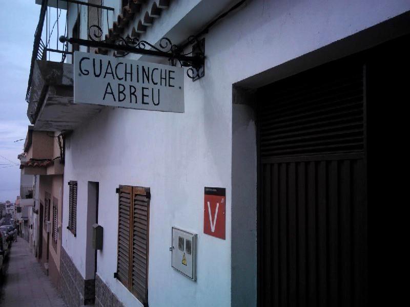 Guachinche Abreu | Guía de Isora