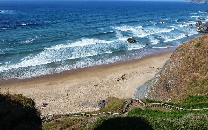 Playas de Loiba