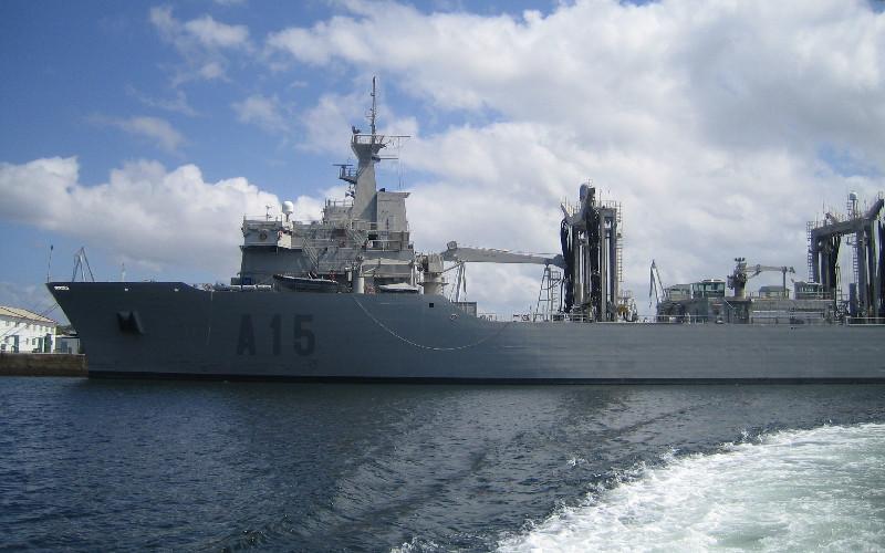 Ría de Ferrol | Buque militar