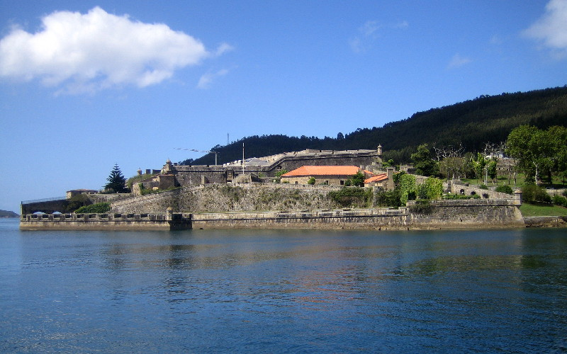 Ría de Ferrol | Castillo de San Felipe