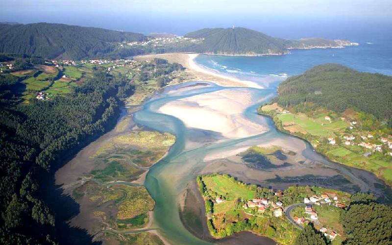 Valdoviño | Playa de Vilarrube