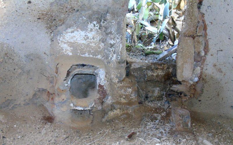 Caserío de Las Fuentes | Guía de Isora | Horno en el interior de una cueva