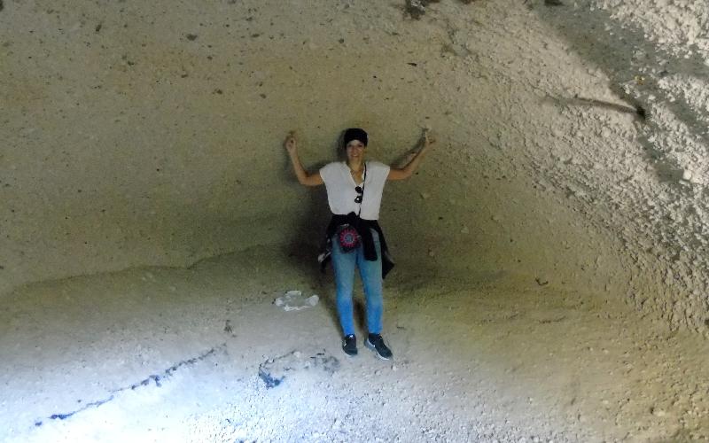 Caserío de Las Fuentes | Guía de Isora | Interior de una cueva
