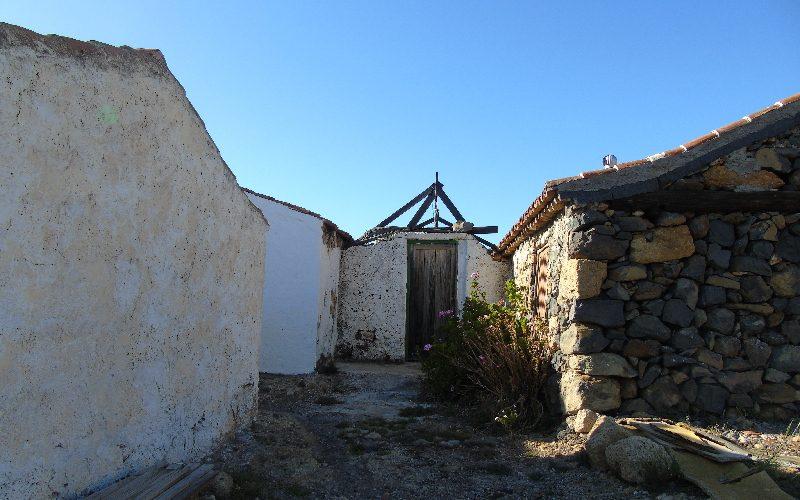 Lugares abandonados en Tenerife