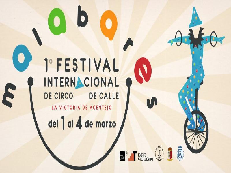 Festival Internacional de Circo de Calle | Cartel