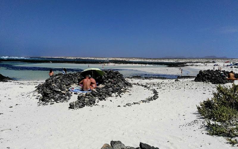Fuerteventura | El Cotillo | Playa de la Concha