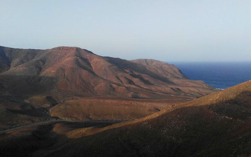 Fuerteventura | Monumento Natural Cuchillos de Vigán
