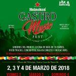 Heineken Gastro Music Fest | 2018 | Santa Cruz de Tenerife