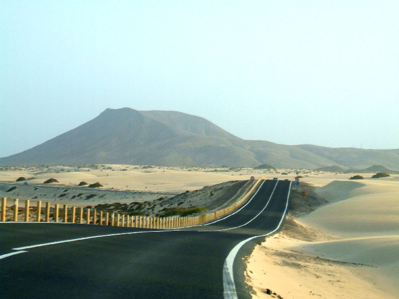 Isla de Fuerteventura | Dunas de Corralejo
