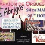 Maratón de Orquestas | Los Abrigos | 2018