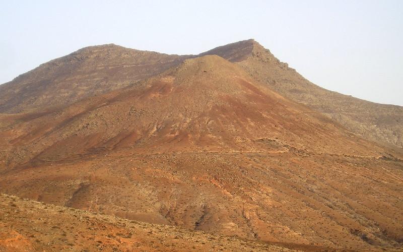 Fuerteventura | Paisaje arido
