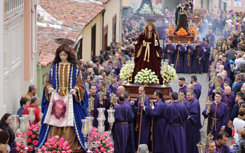 Semana Santa en La Orotava