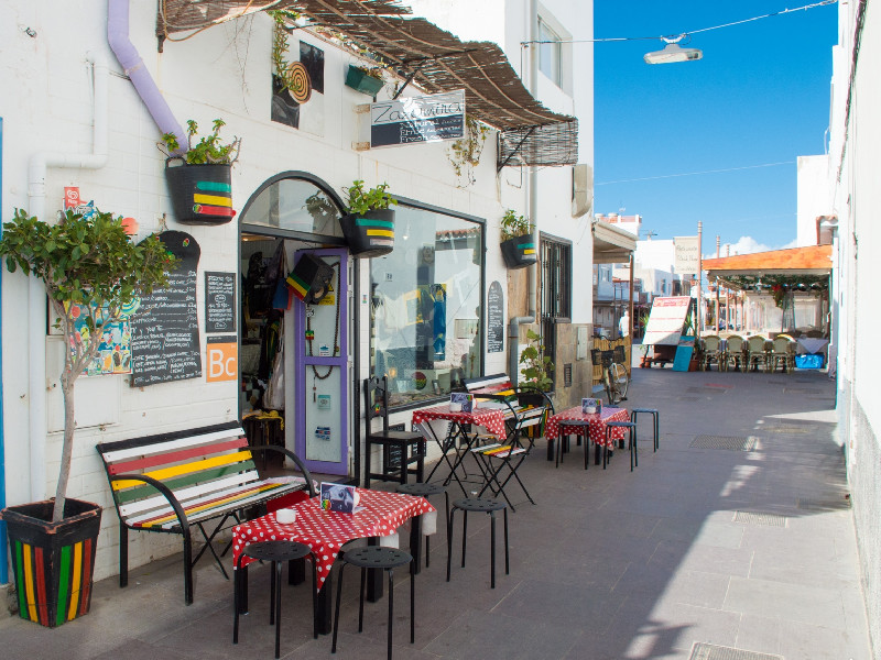 Fuerteventura | Corralejo | Casco viejo