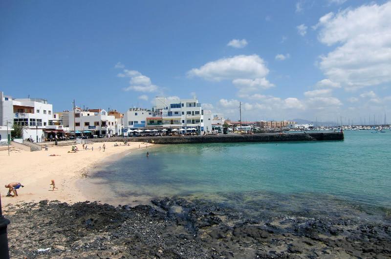 Fuerteventura | Corralejo | Playa de Muelle Chico