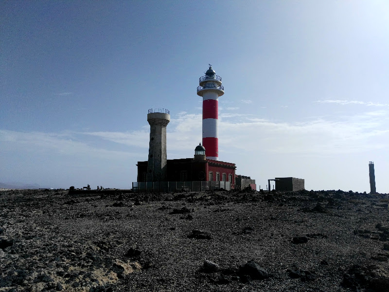 Fuerteventura | El Cotillo | Faro de El Tostón