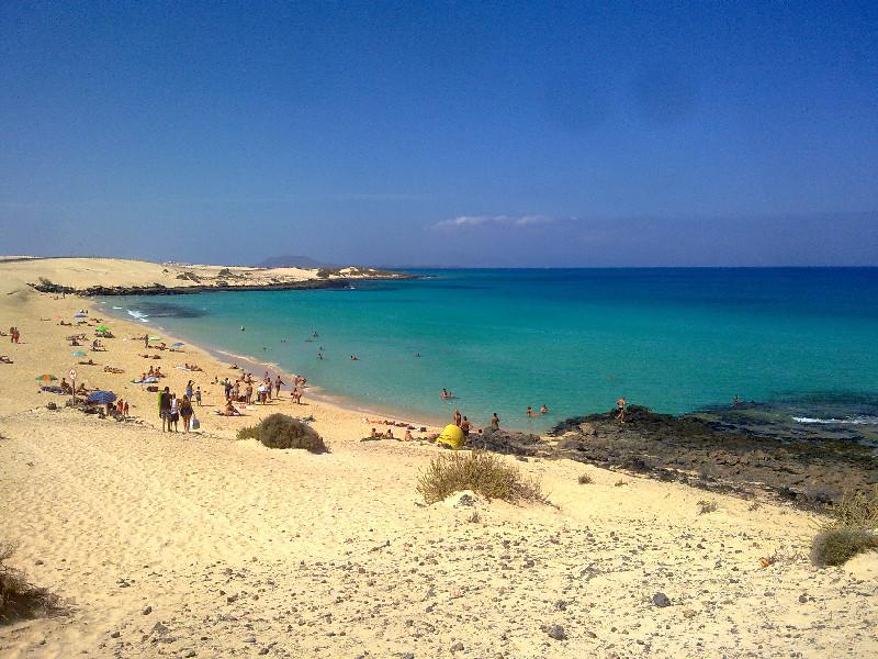 Fuerteventura | Grandes Playas de Corralejo | Playa Alzada