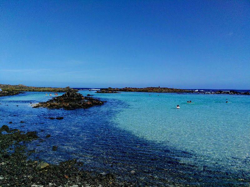 Fuerteventura | Isla de Lobos | Piscinas naturales