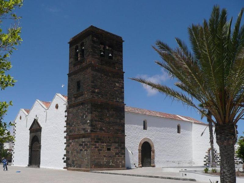 Fuerteventura | La Oliva | Iglesia de Nuestra Señora de la Candelaria