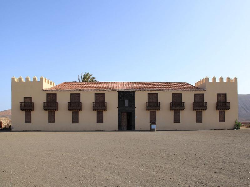 Fuerteventura | La Oliva | La Casa de los Coroneles