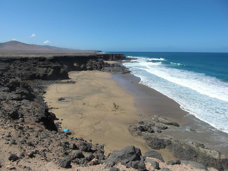 Fuerteventura | La Oliva | Playa de Tebeto