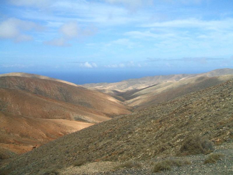 Fuerteventura | La Oliva | Vistas desde el Mirador de Vallebrón