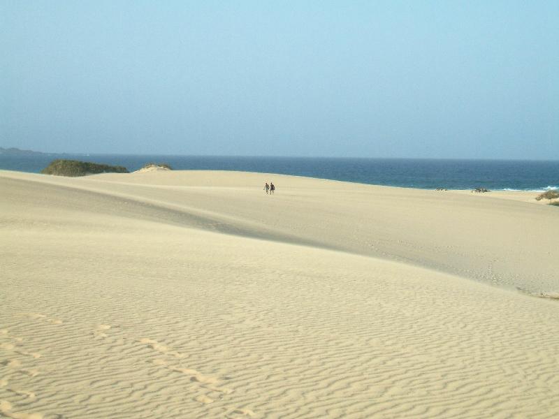 Fuerteventura | Parque Natural de las Dunas de Corralejo
