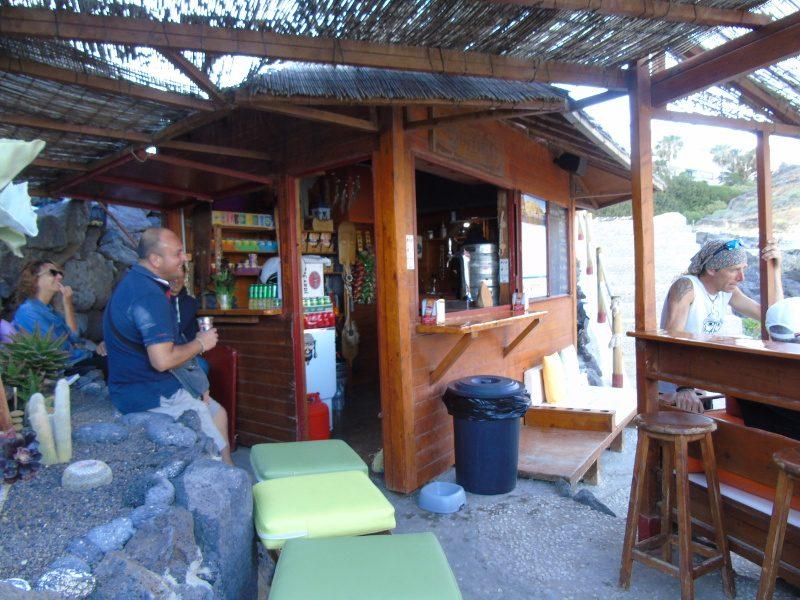 Chiringuitos en Tenerife