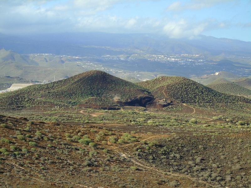 Montaña Amarilla | Tenerife Sur | Conos volcánicos