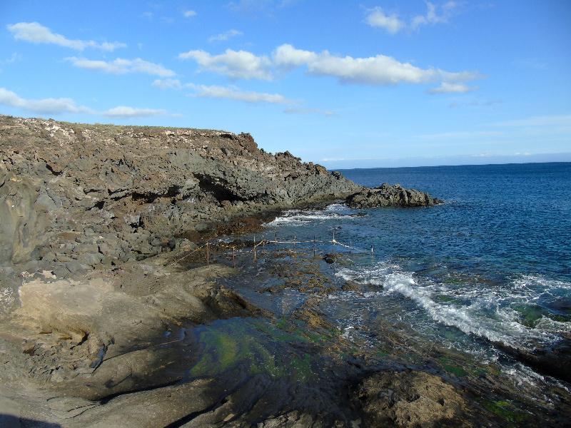 Montaña Amarilla | Tenerife Sur | Zona de baño