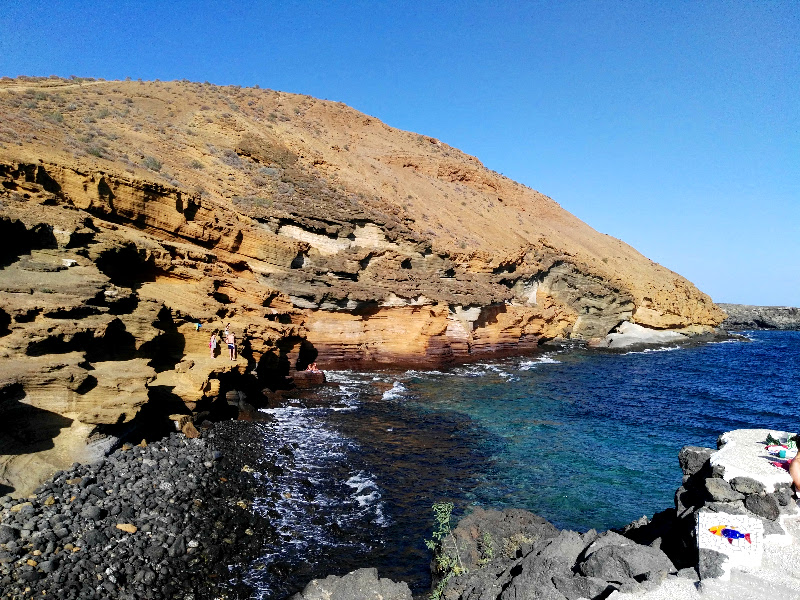 Montaña Amarilla | Tenerife
