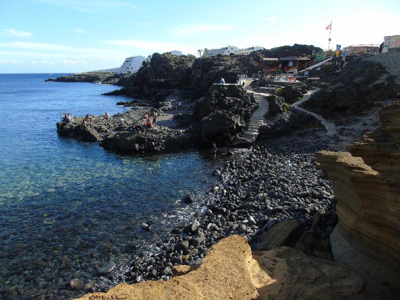 Playa de la Montaña Amarilla | San Miguel de Abona | Tenerife Sur