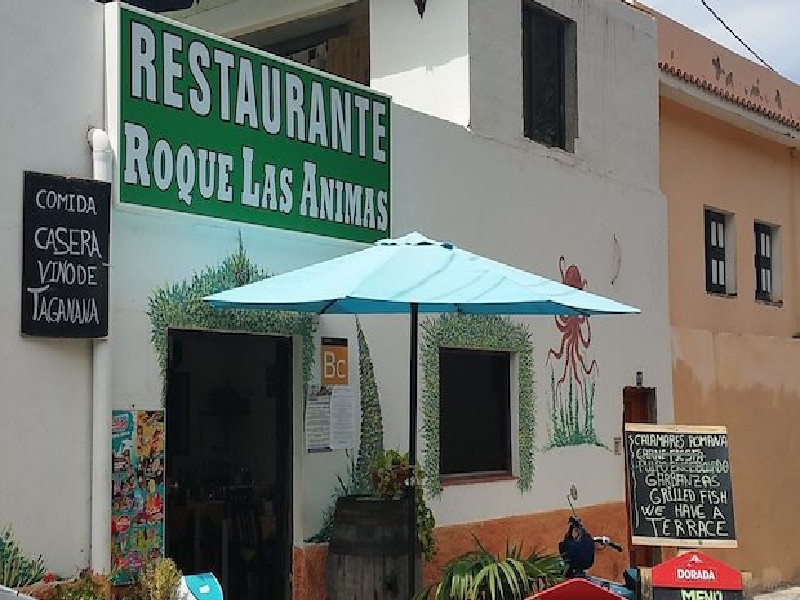 Restaurante Roque de las Ánimas | Taganana | Tenerife