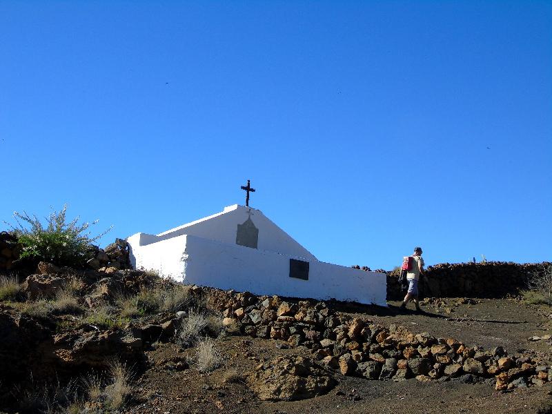 Ruta por la Montaña Bilma | Santiago del Teide | Calvario de Las Manchas