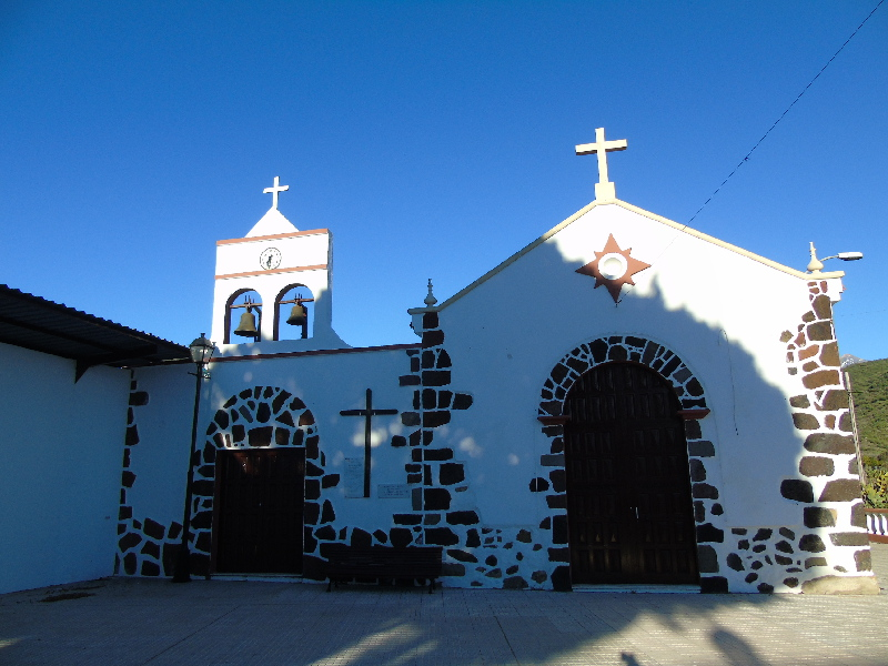 Ruta por la Montaña Bilma | Santiago del Teide | Ermita Santiago Apóstol