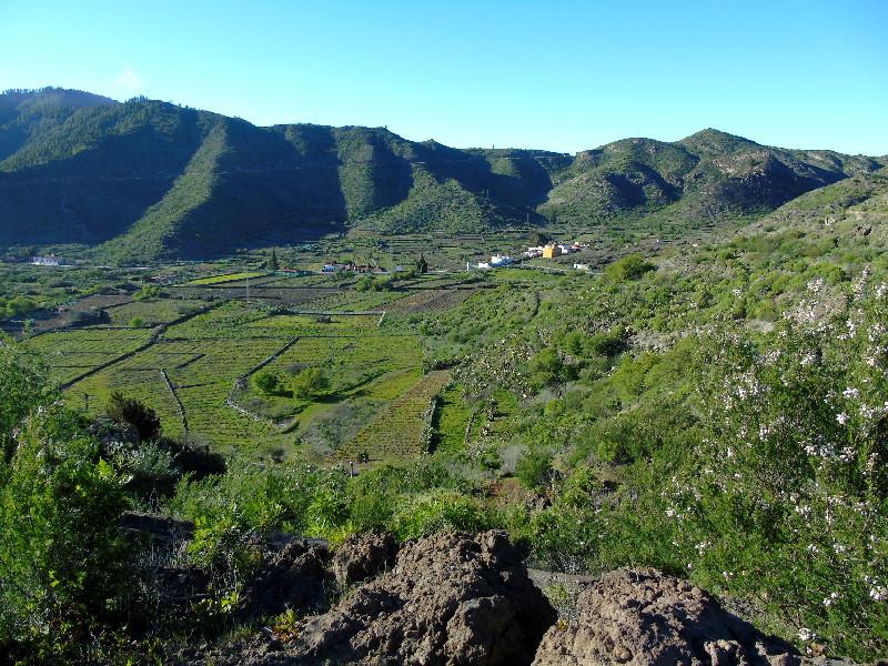 Ruta por la Montaña Bilma | Santiago del Teide | Valle de Arriba